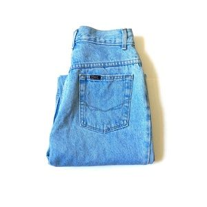 Vintage CHIC high waisted jeans 5 petite